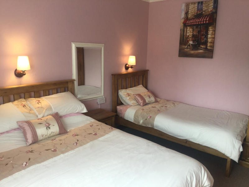 Eyeries Family Bedroom options West Cork