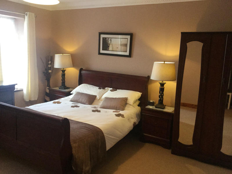 Eyeries B&B Double Bedroom